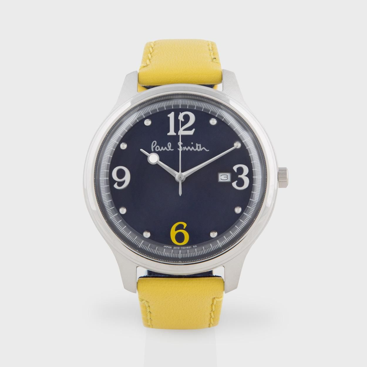 paul smith s watches navy city classic