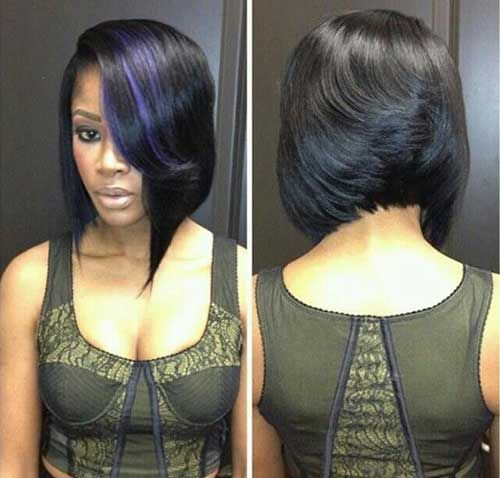 Nice short bobs for black women ladies short hairstyles short nice short bobs for black women urmus Image collections