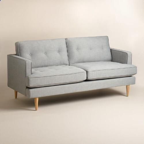 600 Sofa From Cost Plus World Market Indoorlyfe Com Cheap
