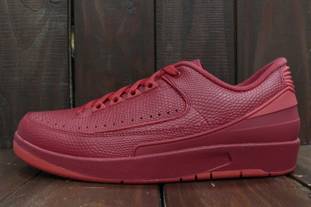 231ef03f61a3 More Images of The Air Jordan 2 Low Gym Red