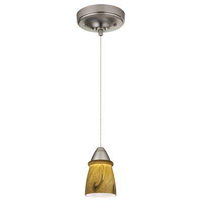Lithonia MDPB LED Mini Pendant with Shade