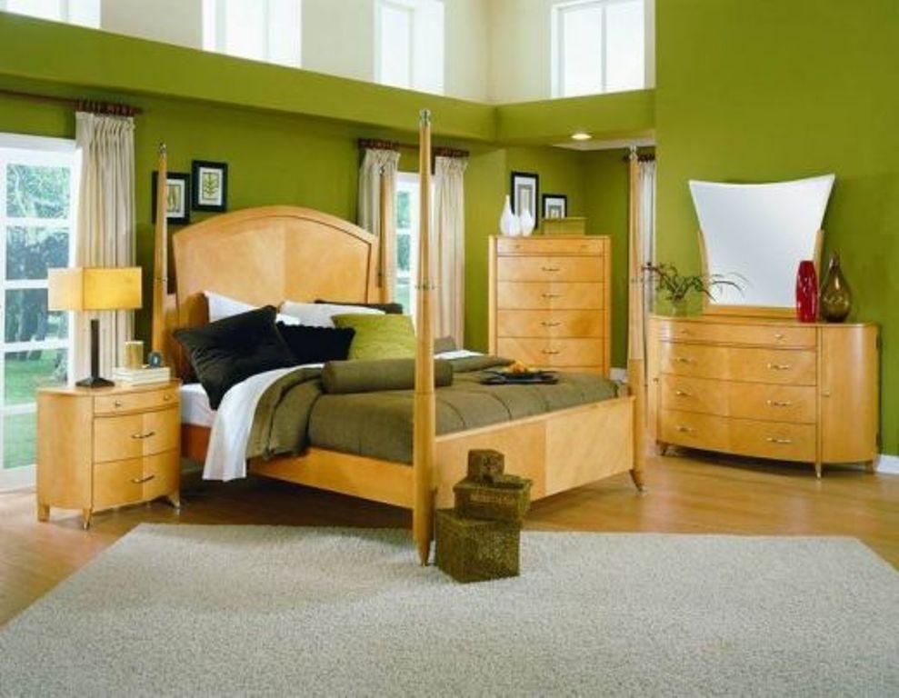 Liebenswert, Ahorn Grüne schlafzimmerwände