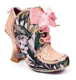 e6bbb6ab303e Irregular Choice Baroness Pink in 2019   2019   Boots, Irregular ...
