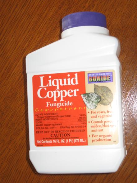 Fungicide for trees | Gardening | Copper, Garden, Salt