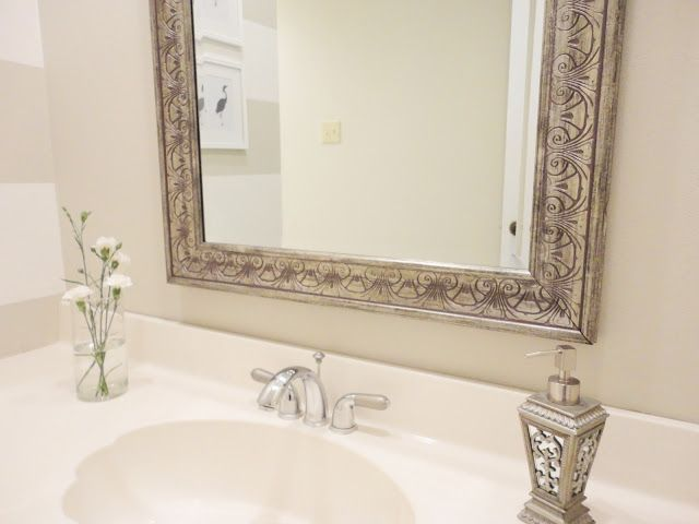 How To Makeover Your Bathroom On A Budget: GREAT Tips