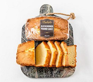 These pound cakes are a delectable treat that are just as tasty for dessert as they are for breakfast or an afternoon snack! From Marilyn's Gourmet.