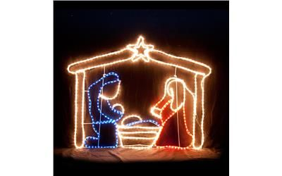 Rope lights outdoor led christmas lights uk christmas nativity rope lights outdoor led christmas lights uk christmas aloadofball Gallery