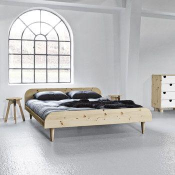 Postel Twist od Says Who for Karup Natur, 160 cm | Bonami | Bedrooms ...