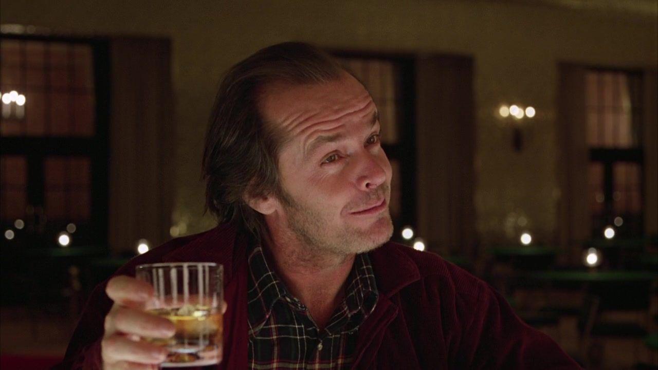 The Shining Jack Nicholson | kessel korner