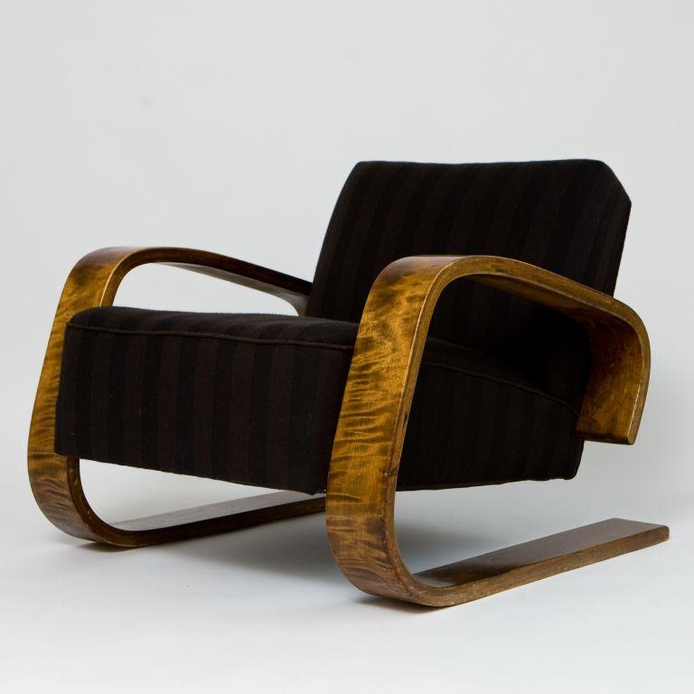 Alvar Aalto Tank Chair