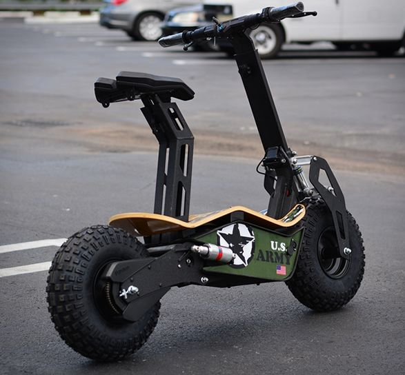 Velocifero Mad Electric Scooter Electric Bike Scooter