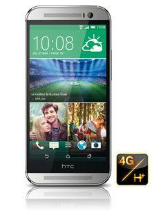 c79c2c471bbb4 Le HTC One M8 silver est disponible chez Sosh ! | LA BOUTIQUE SOSH ...