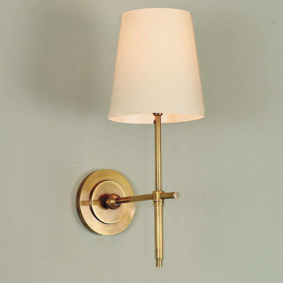 199 00 From Shades Of Light Soho Sconce Antique Br