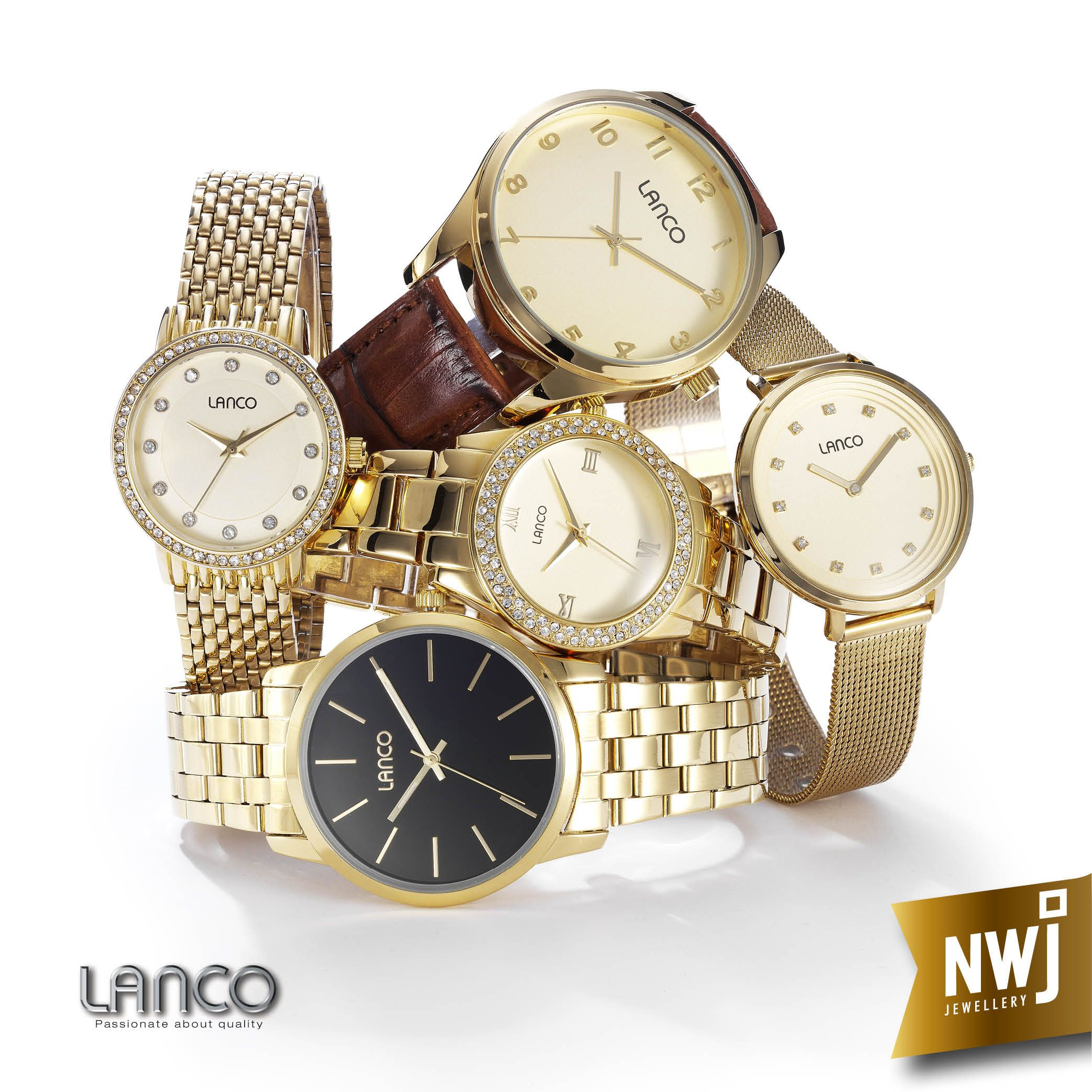 NWJ s Hallmark watches are beautifully crafted and have timeless