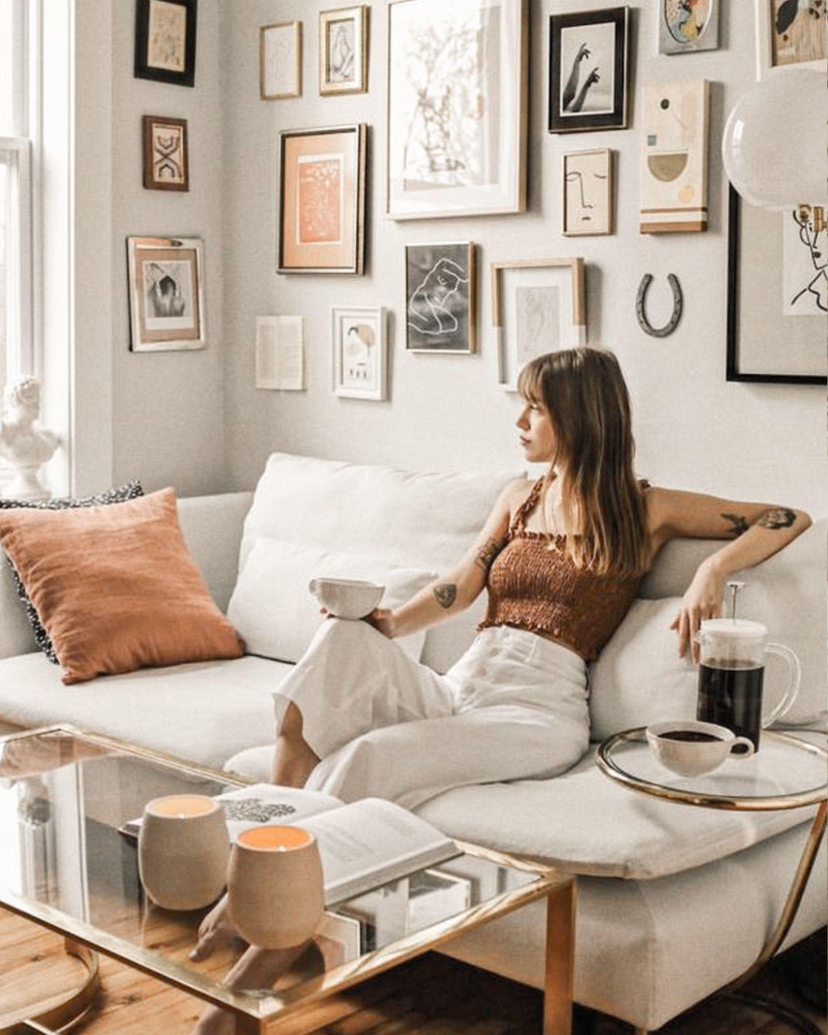 6 Lightroom Mobile Presets Cozy Presets Indoor Presets Etsy Anthropologie Living Room Living Room Decor Home Decor Living room decor gallery