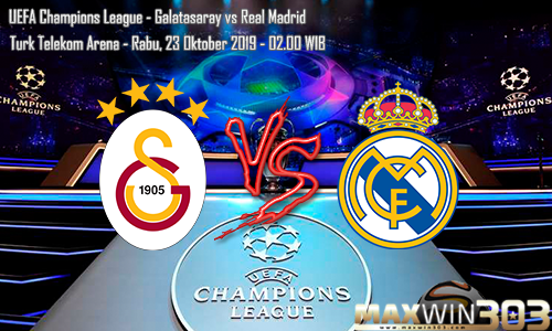 Jadwal Pertandingan Uefa Champions League Galatasaray Vs Realmadrid Real Madrid 23 Oktober Mainan