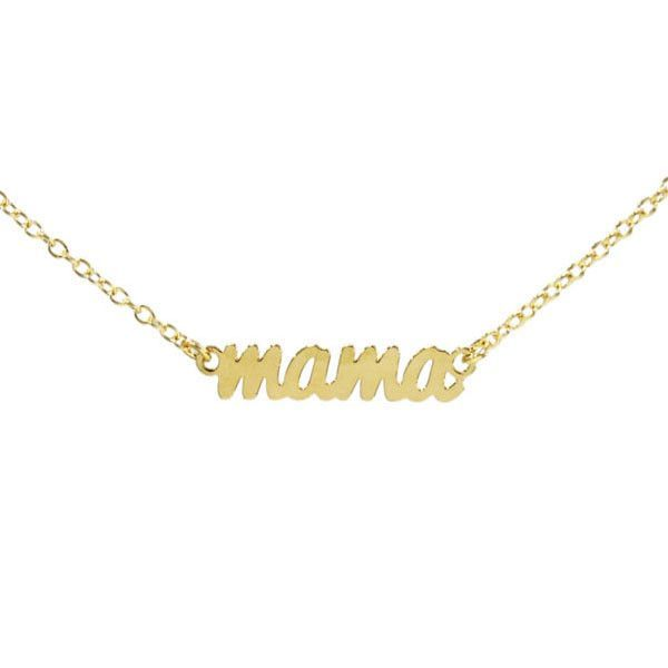 """For My """"Mama"""" Necklace by Kris Nations"""