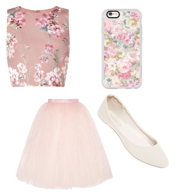 """Untitled #171"" by alyssa-wilsonn on Polyvore featuring Ballet Beautiful, Casetify, Miss Selfridge and Wet Seal"