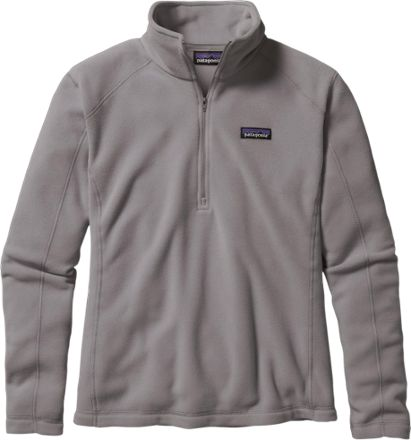 Patagonia Micro D Quarter-Zip Fleece Pullover - REI Garage :: $47 ...