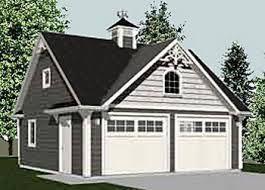 attached garage design for snow