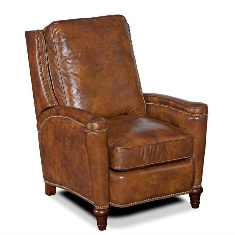 Fabulous Hooker Furniture Seven Seas Leather Recliner Chair In Spiritservingveterans Wood Chair Design Ideas Spiritservingveteransorg