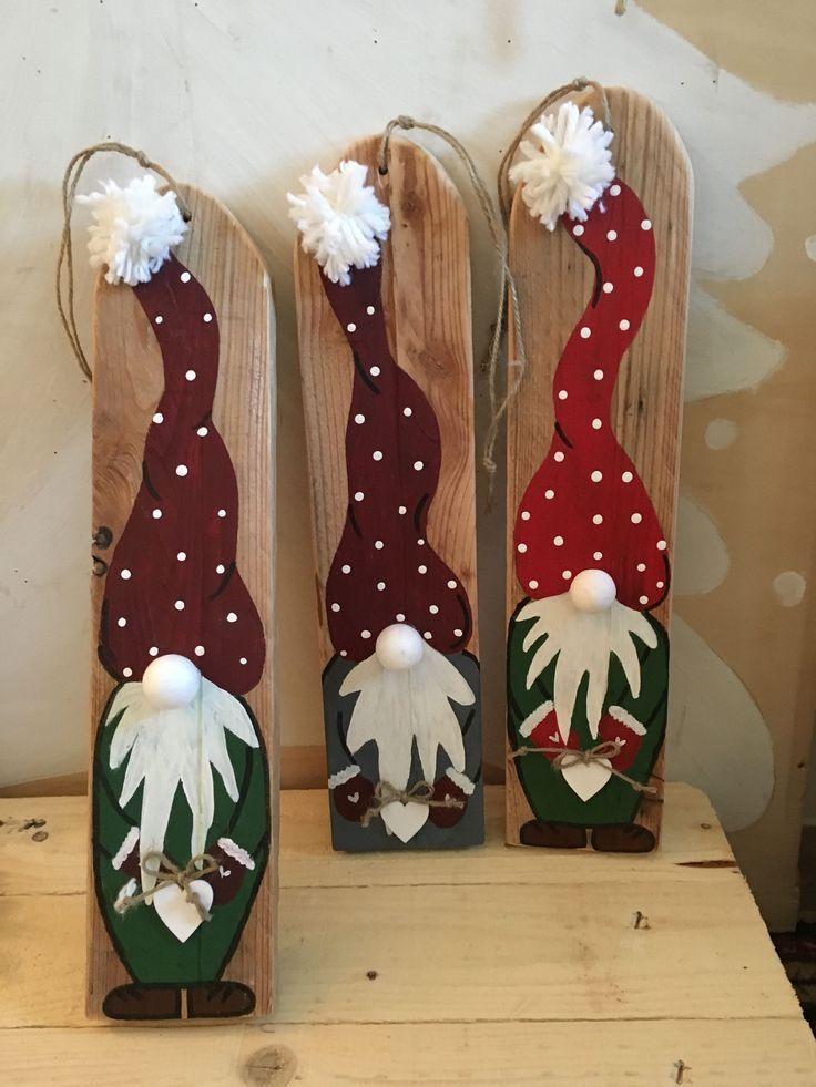 Best 12 Wichtel aus Beton, Betonwichtel, Weihnachtsdeko, Gnom, Zwerg, Handgemach... #weihnachtenholz