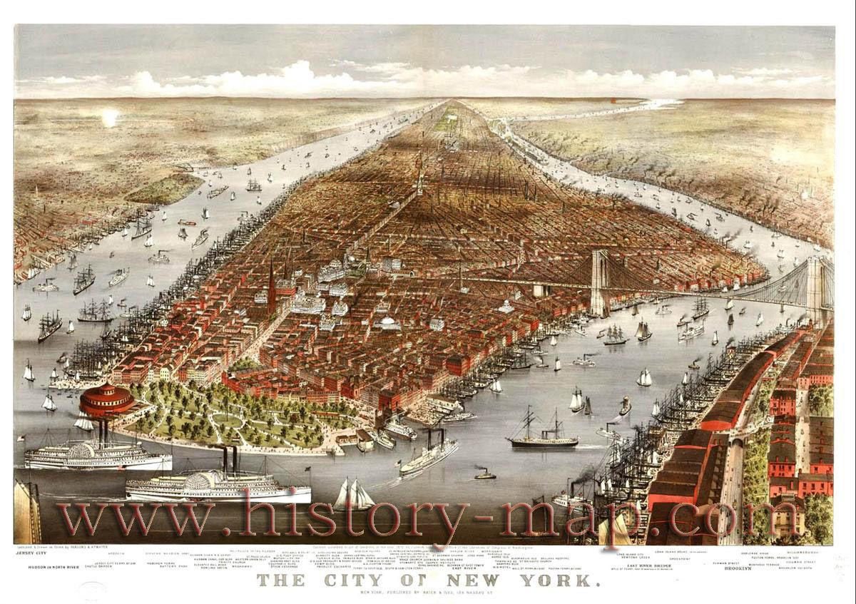New York Map 1800.New York City In 1800 S Late 18th Early 19th C Pinterest New