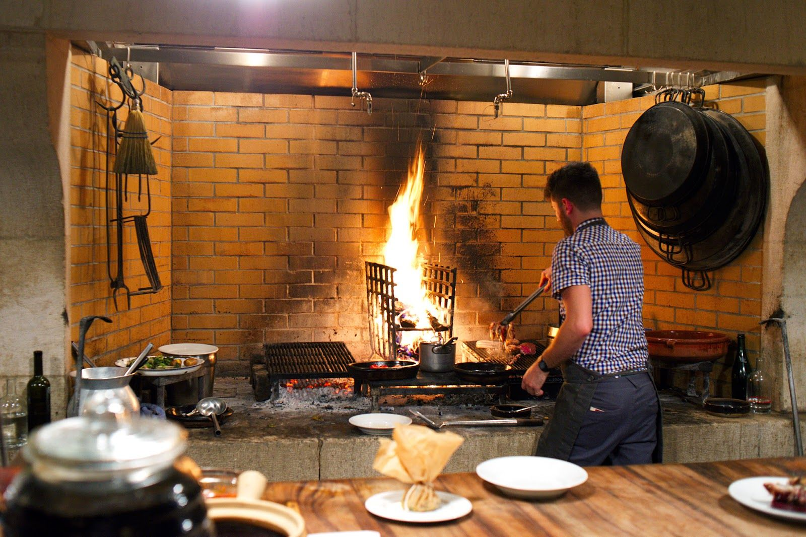 Camino Kitchen Oakland Google Search Asado Grill Wood