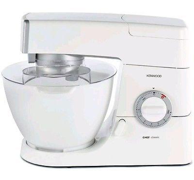 Kenwood KM330 800W 4.6L Chef Classic Kitchen Machine Stand Mixer In ...