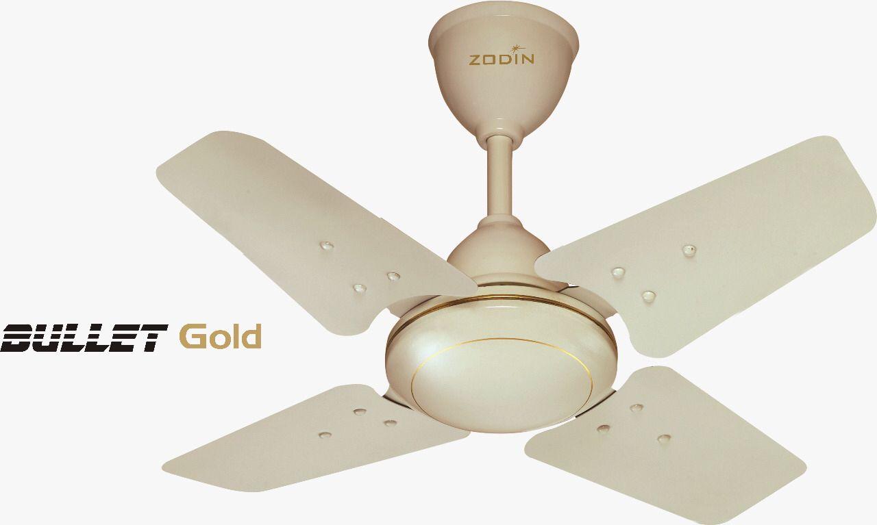 Zodin 24 Bullet High Speed 800rpm Fan Ceiling Fan Led Lights Fan
