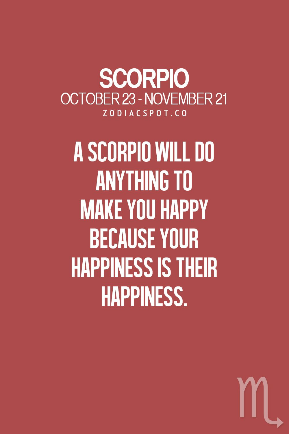 scorpio love horoscope for november