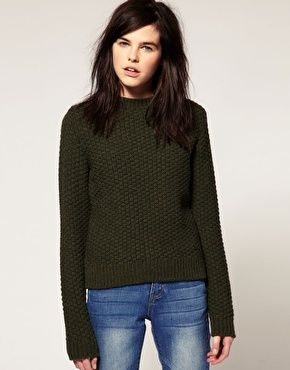 This knit - Barbour Tyne Crew Neck Sweater