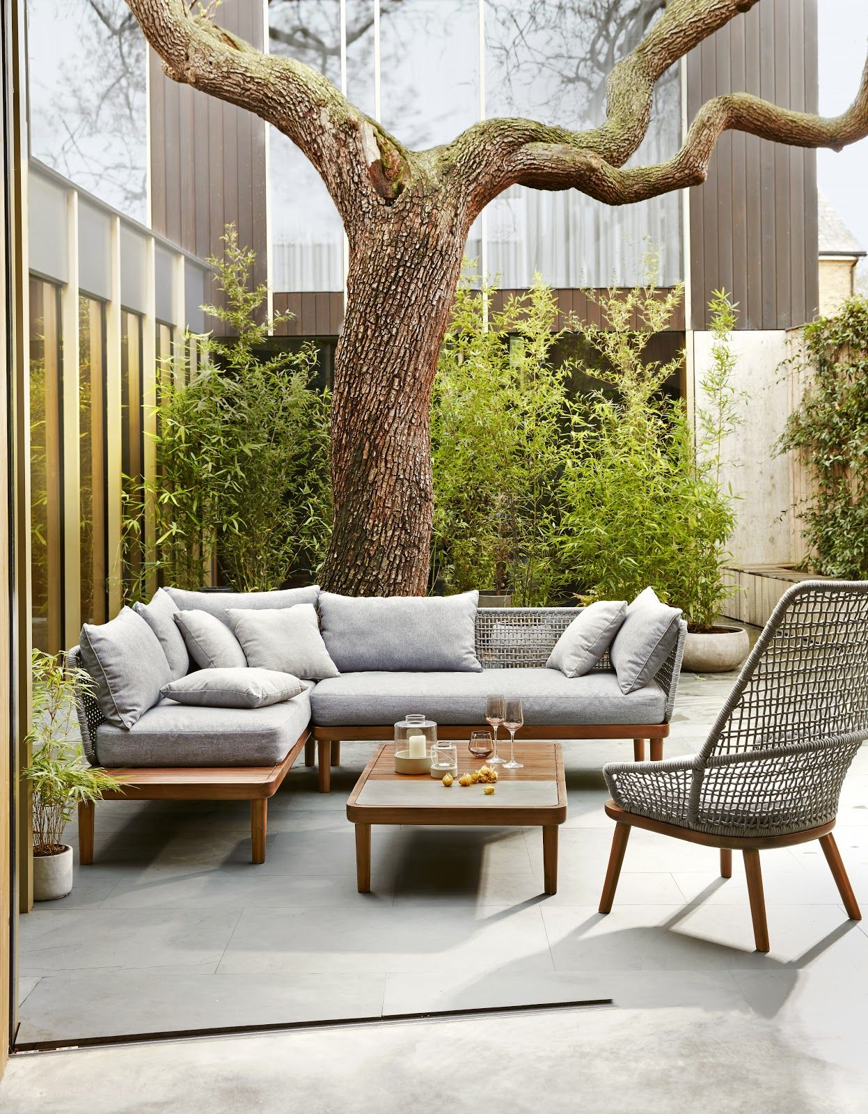 Design Project By John Lewis No 096 Outdoor Furniture The No 096