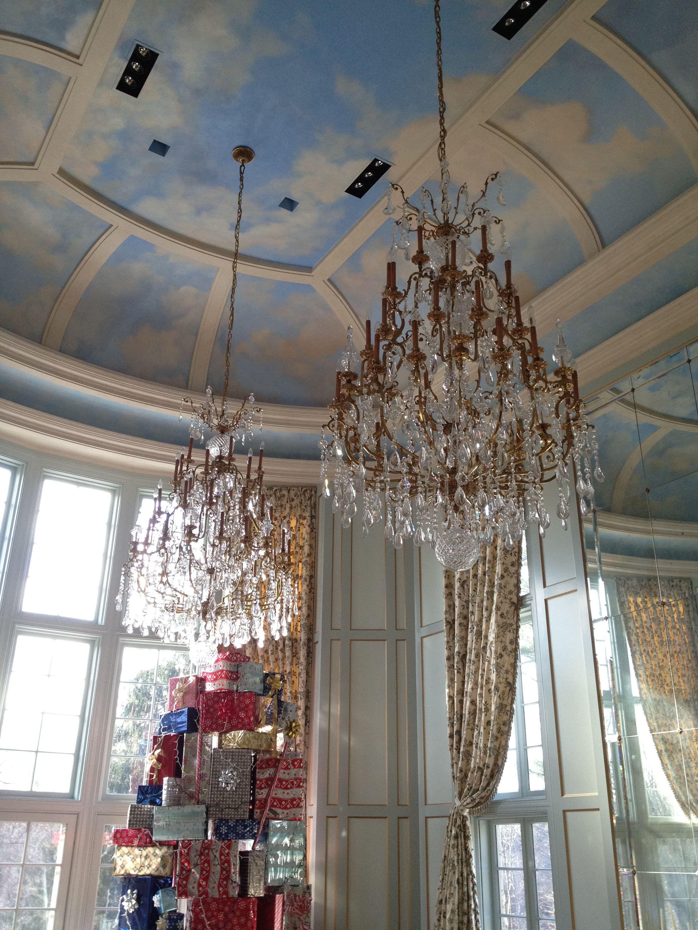 French embassy new york ny chandelier cleaningwww new york ny chandelier cleaningexpertlightinginc arubaitofo Images