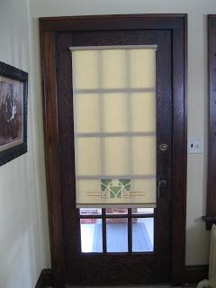 The Handwerk Shade Studio Craftsman Window Covering