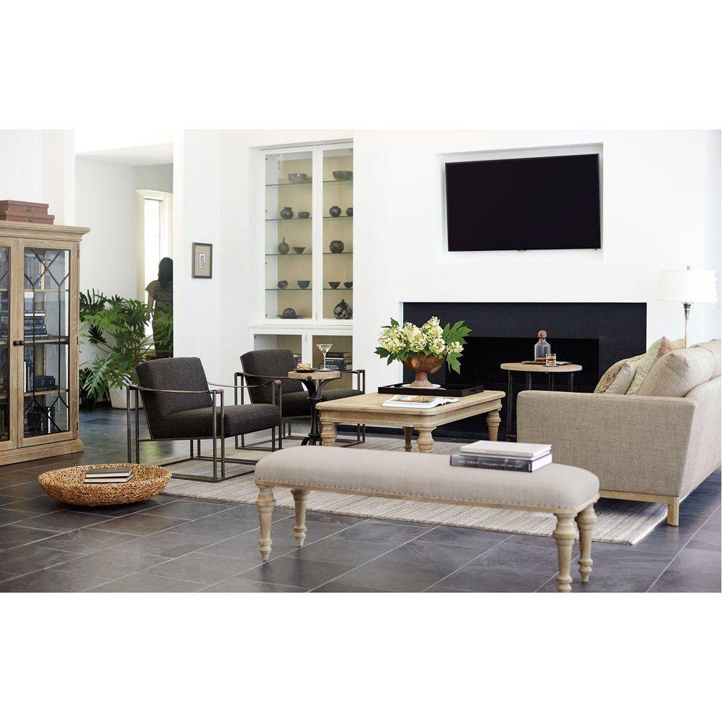 Bernhardt Interiors Montreal Sofa
