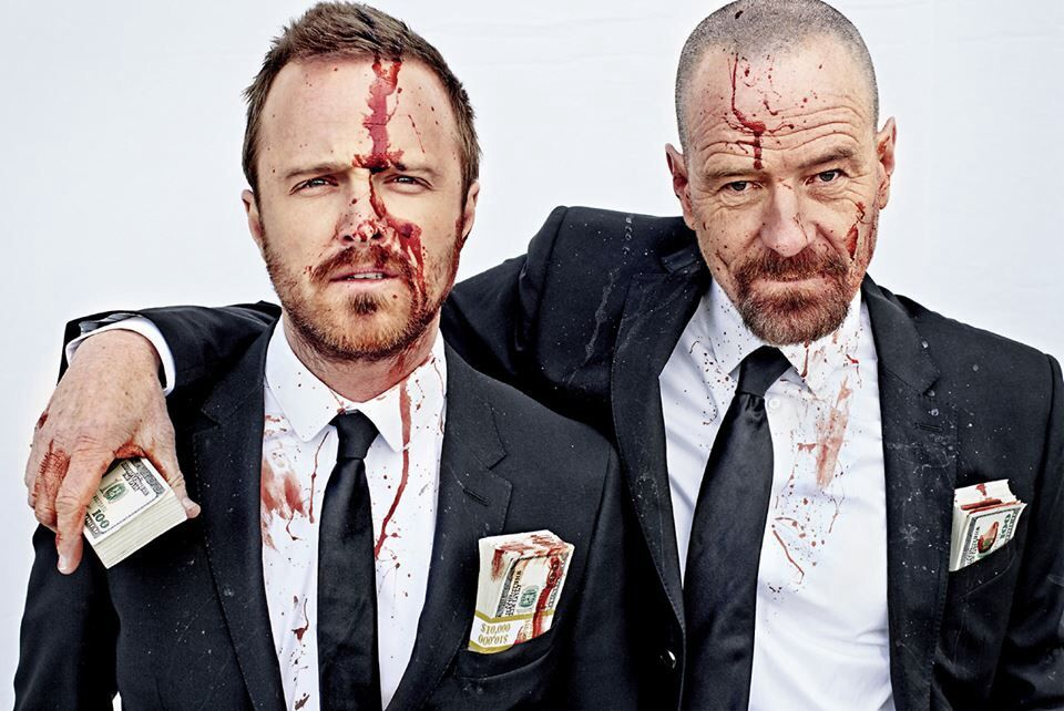 Breaking Bad | Jesse Pinkman | Walter White