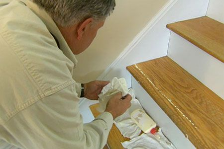 This Old House General Contractor Tom Silva Reveals His Quick Fix For Ed Wooden Stair Treads