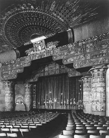 Hollywood S Grauman S Egyptian Theater 1920 S Egyptomania