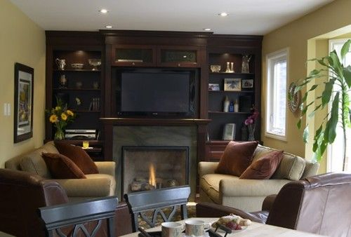Fireplace Entertainment Center Design, Pictures, Remodel ...