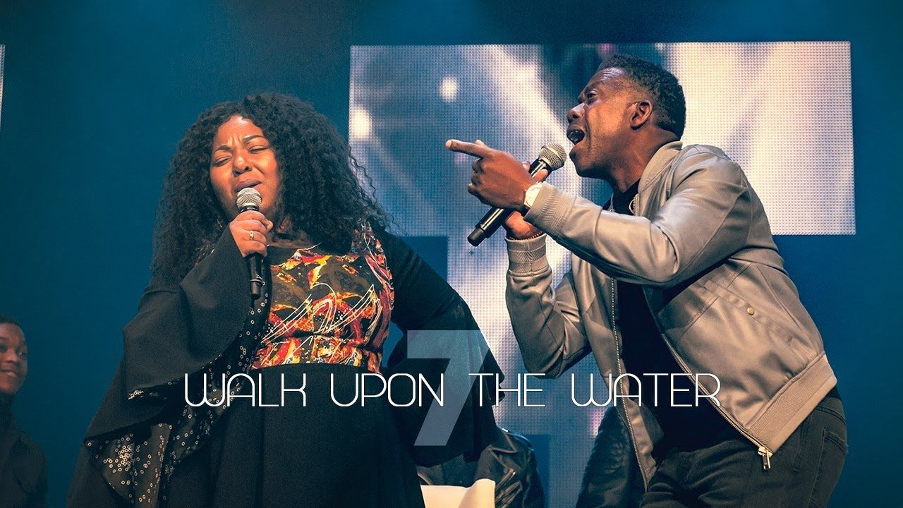 Spirit Of Praise 7 Ft Benjamin Dube Zinzi Walk Upon The Water