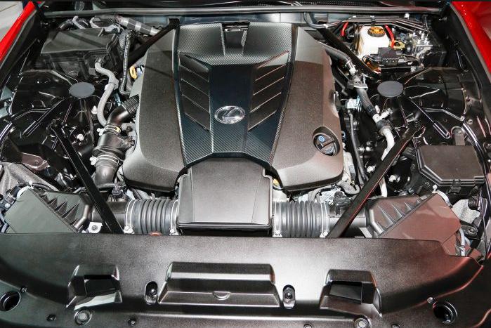 2018 Lexus Ls 500 Engine Specifications