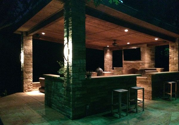 26 modern light fixtures installed by