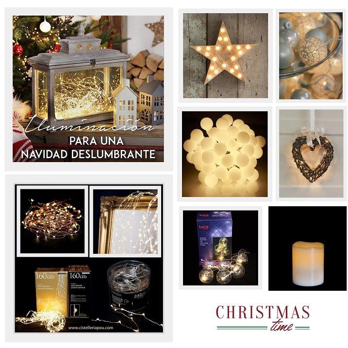 Iluminaci n de navidad luces de navidad guirnalda de - Bombillas de decoracion ...