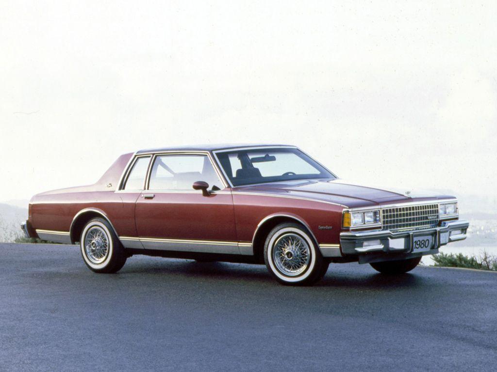 1980 Chevrolet Caprice Landau | 1980 to 1989 CARZ