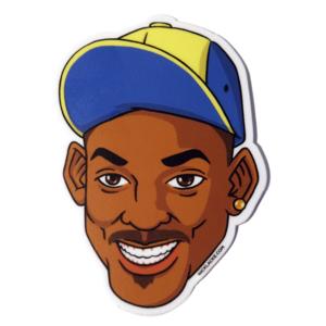 Fresh Prince Of Bel Air Sticker Um Maluco No Pedaco Desenhos Desenhos Aleatorios
