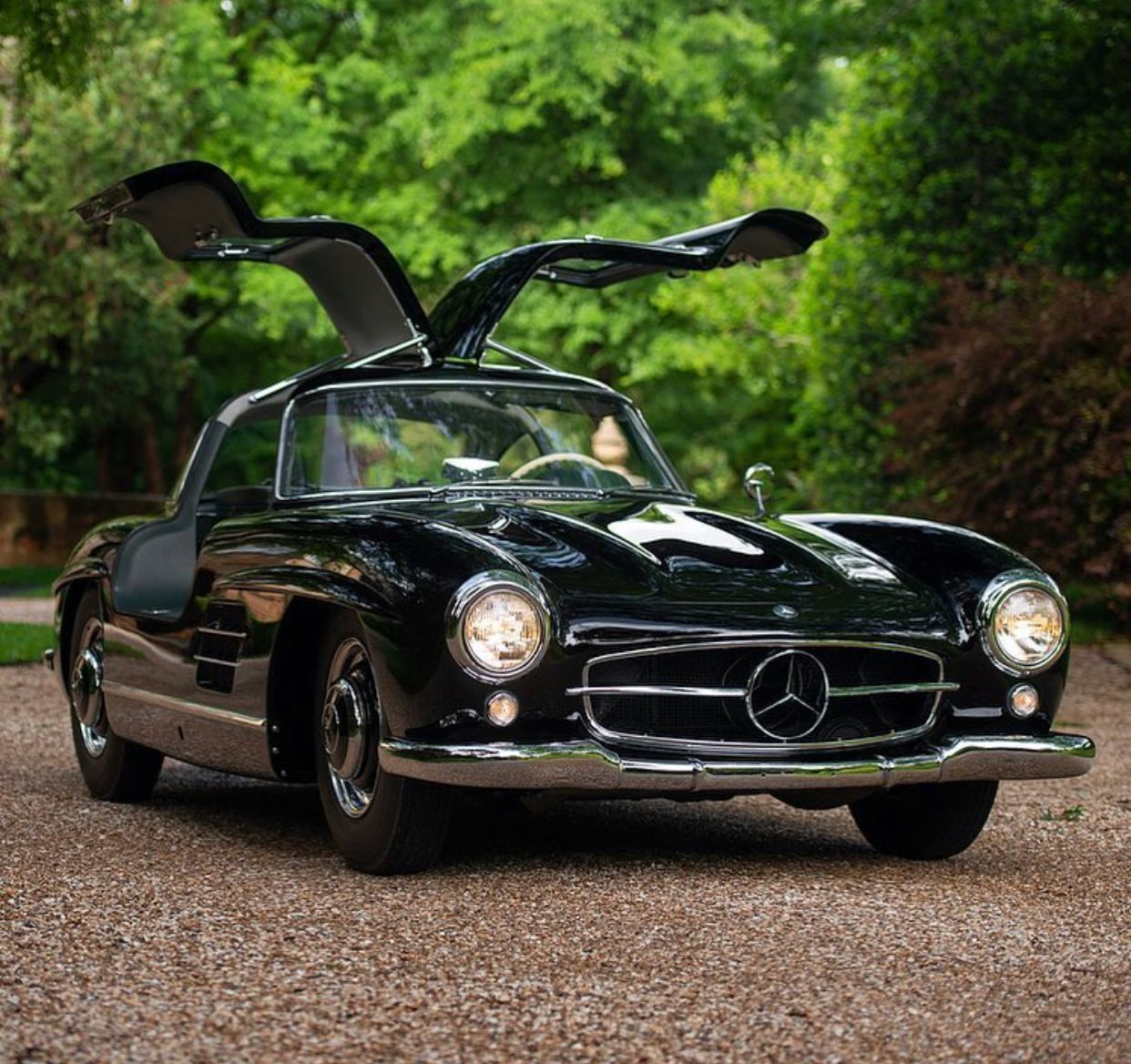 Classic Cars, Mercedes Benz For