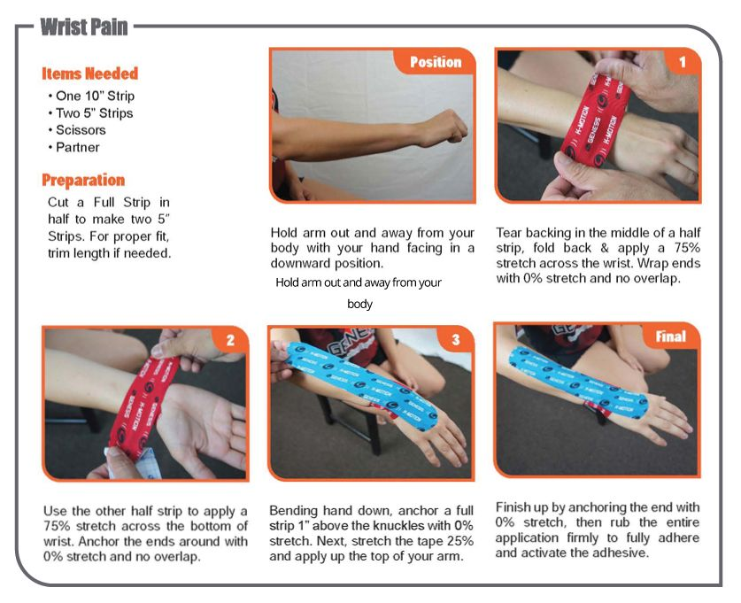 Pin On Injuries And Taping