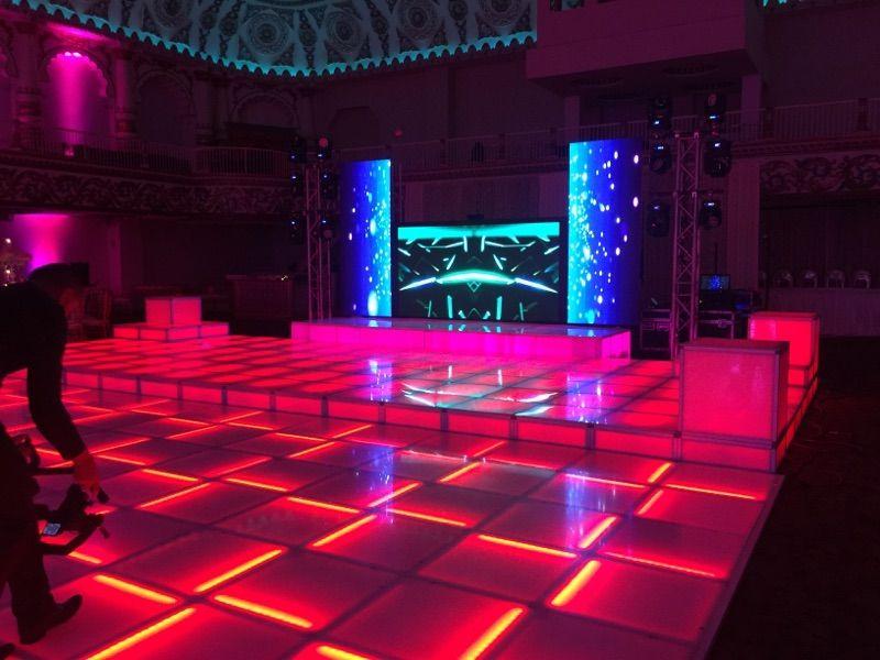 Video wall dj booth led dance floor led lighted stage lighted video wall dj booth led dance floor led lighted stage lighted dance floor tyukafo