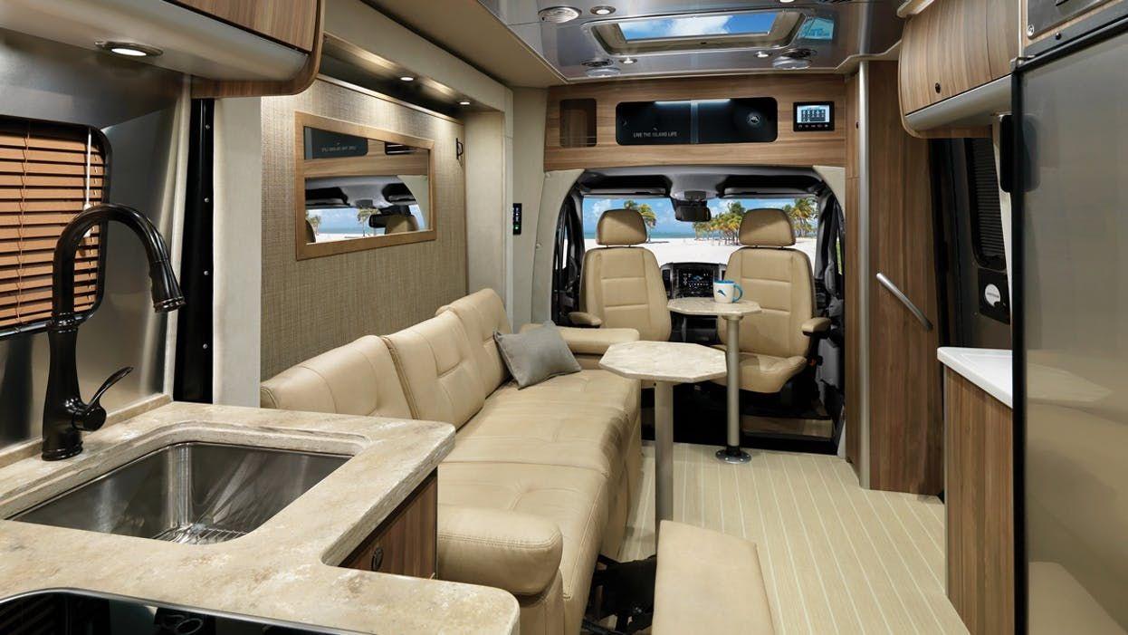 2020 Airstream Atlas Airstream Mercedes Benz Classes Touring